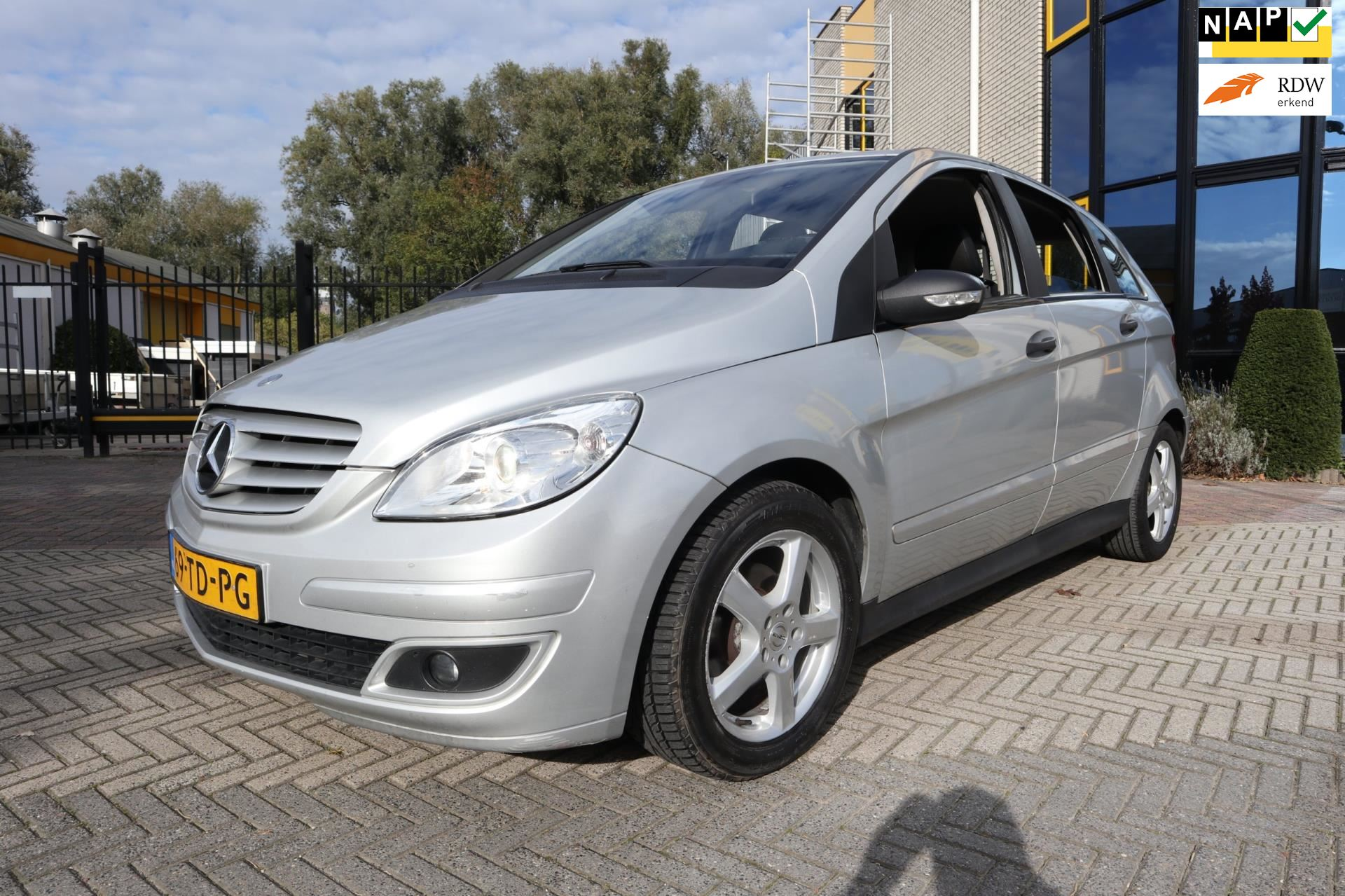 Mercedes-Benz B-klasse occasion - FB2 Cars