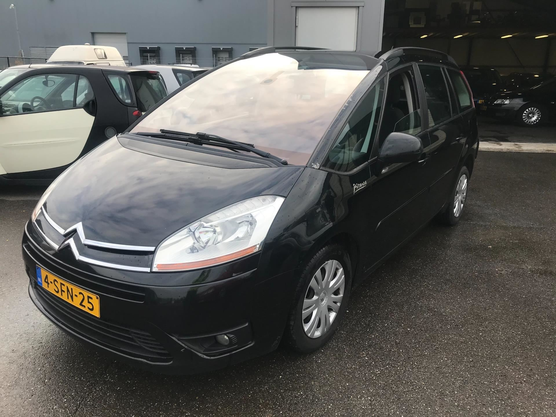 Citroen C4 Picasso occasion - Sonke Cars