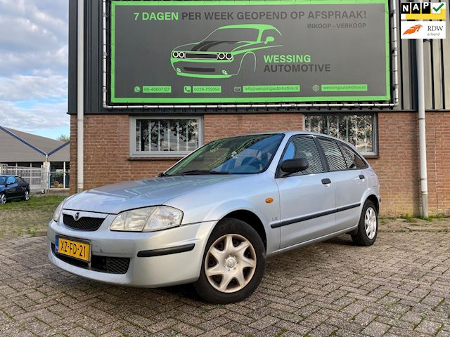 Mazda 323 Fastbreak occasion - Wessing Automotive