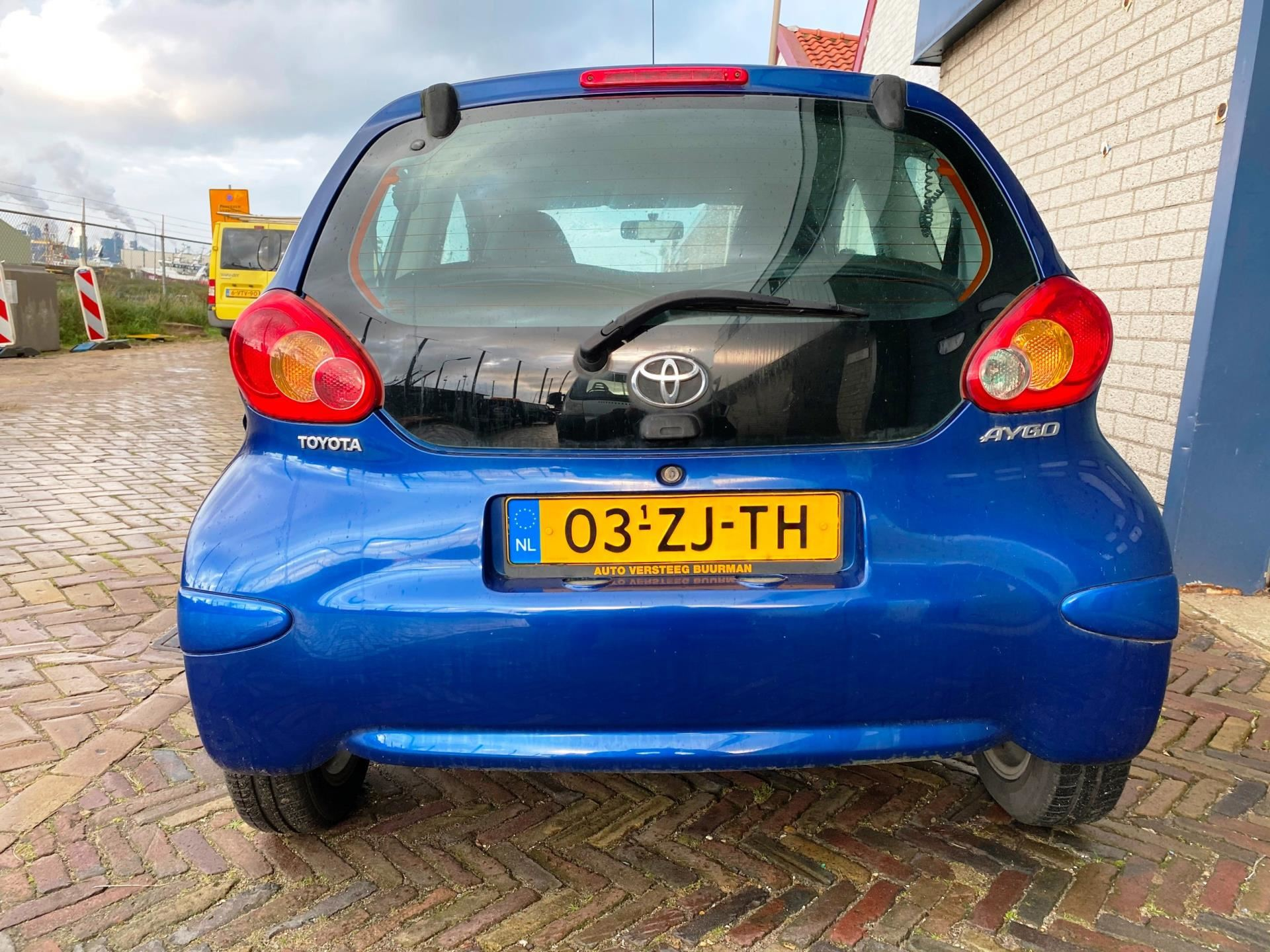 Toyota Aygo occasion - Cars First