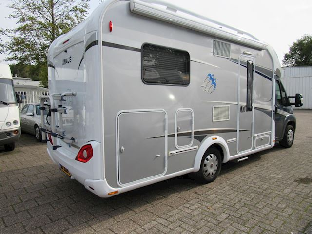 Knaus Sun 650 MF Semi integraal bj2012