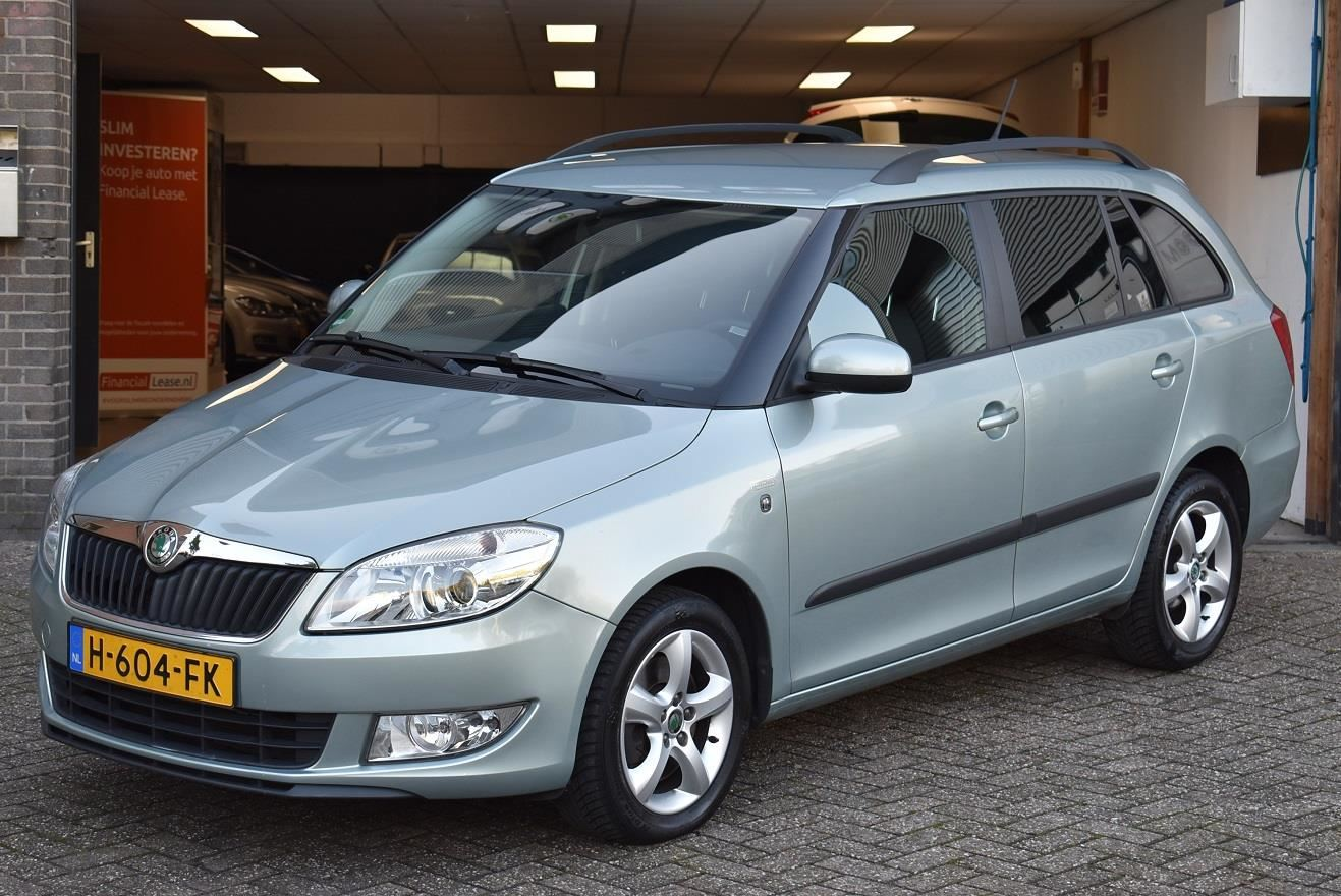 Skoda Fabia Combi occasion - Rimons Car Center