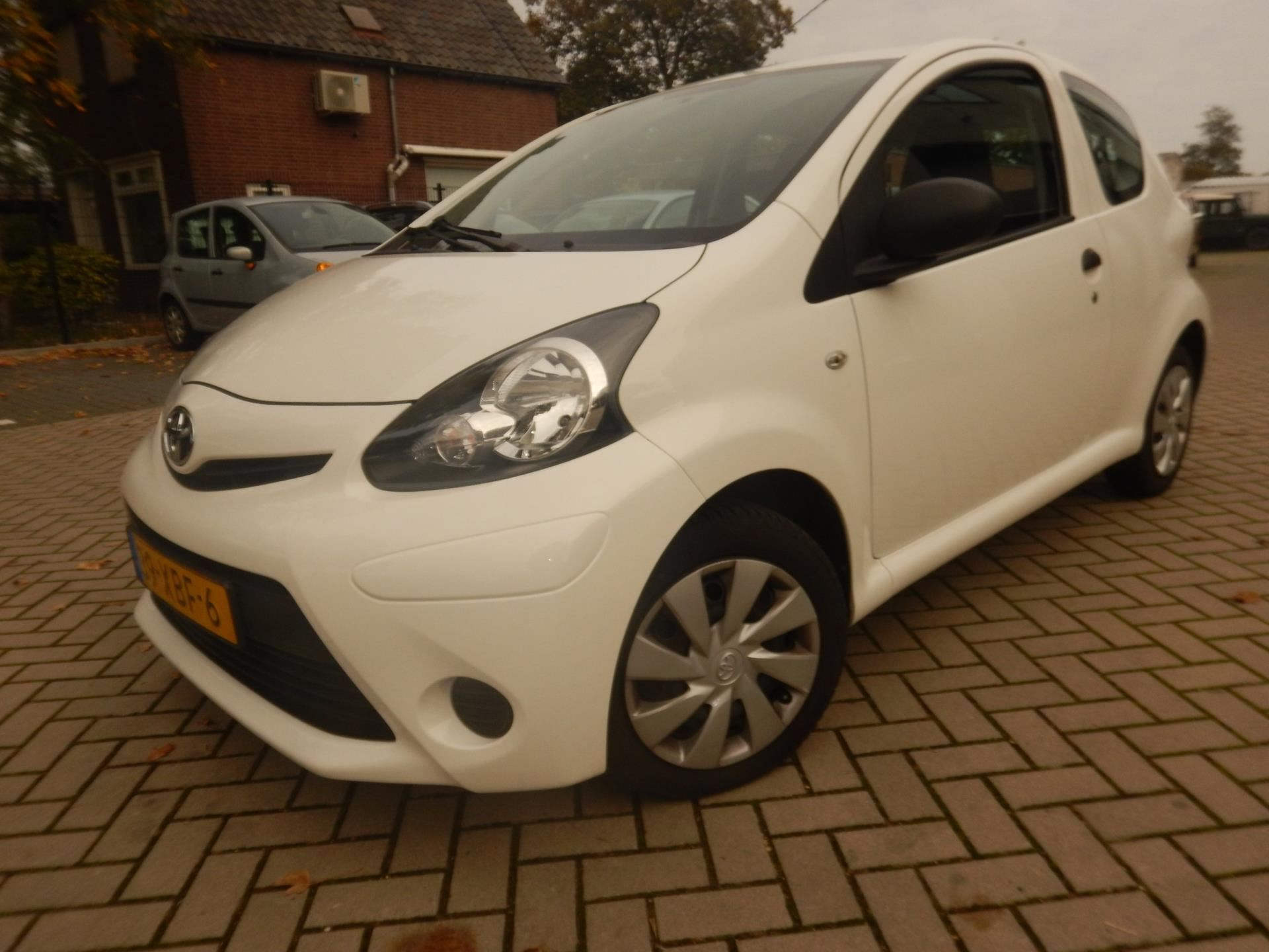 Toyota Aygo occasion - Pitstop 4 You