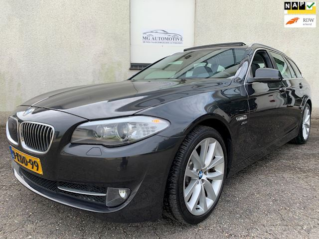 BMW 5-serie Touring occasion - MG Automotive