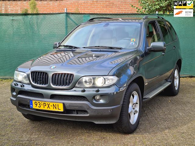 BMW X5 3.0d High Executive Aut. *FACELIFT*