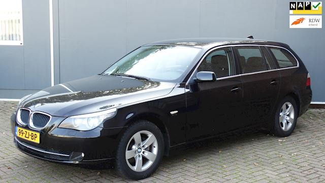 BMW 5-serie Touring 520d Corporate Business Line NL Auto Afneembare Trekhaak