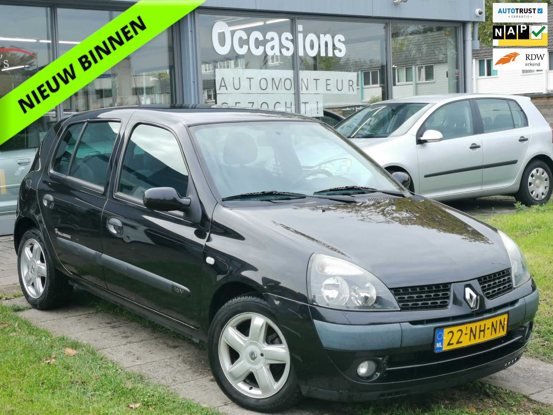 Renault Clio occasion - Loyaal Auto's