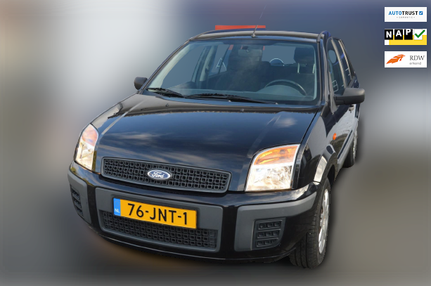 Ford Fusion occasion - 't Meuterke