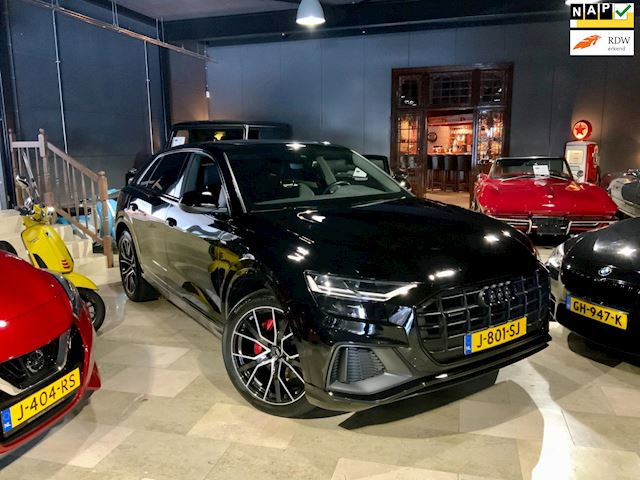 Audi Q8 occasion - CarGalleryRhoon