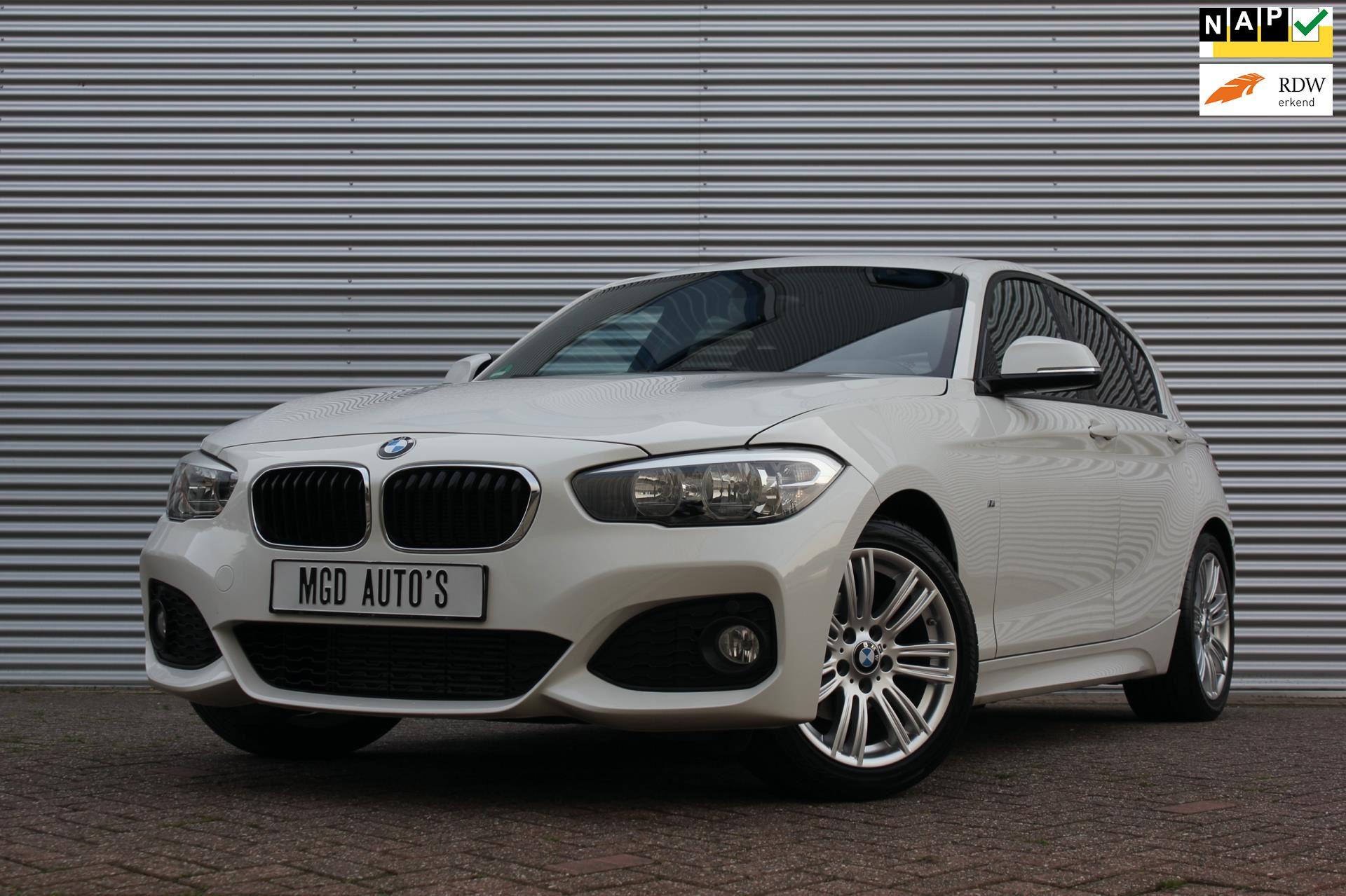 BMW 1-serie occasion - MGD Auto's