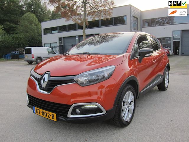 Renault Captur 0.9 TCe Dynamique TREKHAAK CAMERA NAVI 65000 KM!!