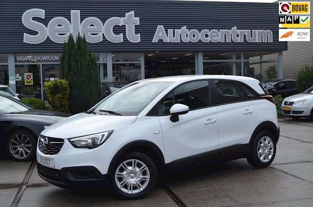 Opel Crossland X 1.2 Selection | Navigatie | Bluetooth | LED | Mult func stuur