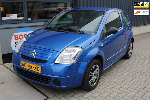 Citroen C2 occasion - Bosch Workshoppartner VDV Automotive B.V.