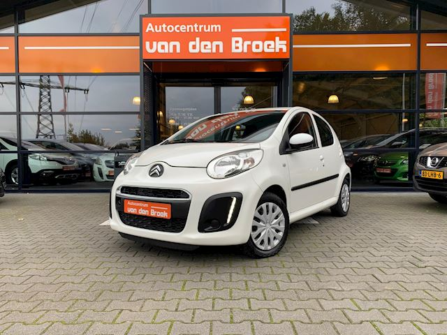 Citroen C1 1.0 Collection 5 Drs Airco Toerenteller Led Dag Rij Verlichting Elec Pakket