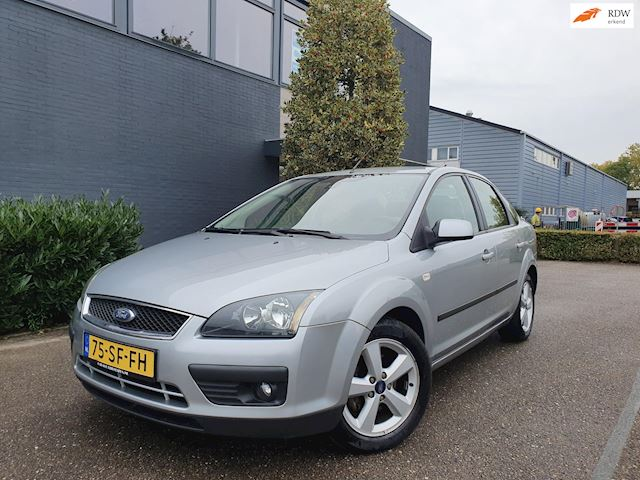 Ford Focus 1.6-16V First Edition/APK 12-05-2021/AIRCO/CRUISE/ 2 X SLEUTELS