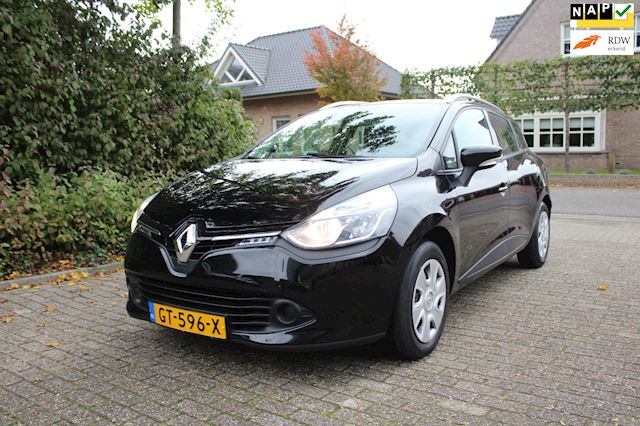 Renault Clio Estate 1.5 dCi ECO Expression   GROOT  NAVI