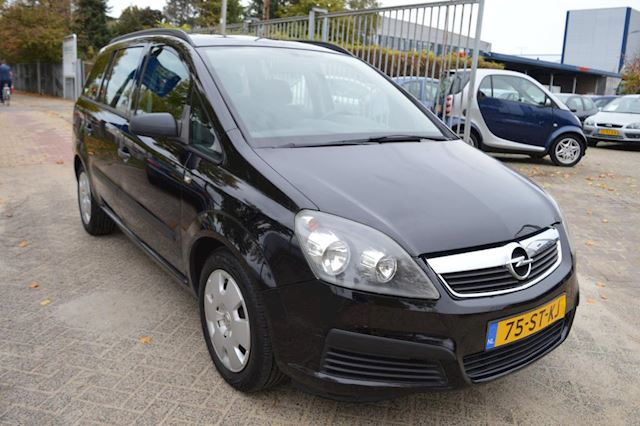 Opel Zafira 1.8 Business bj06 airco 7 persoons