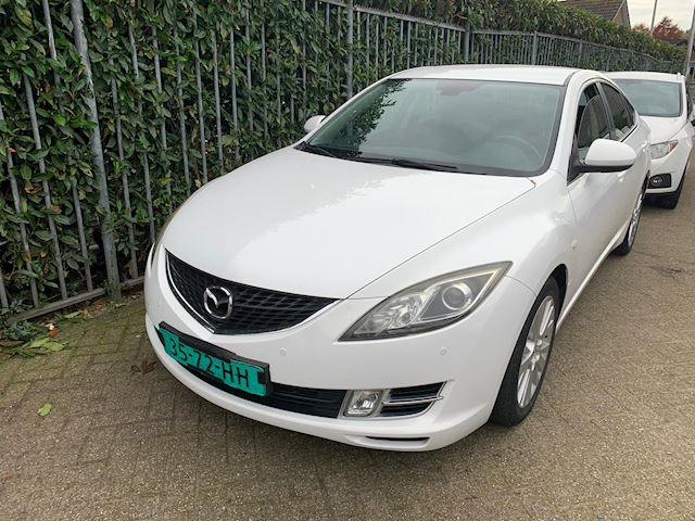 Mazda 6 2.0 CiTD Business Style Edition