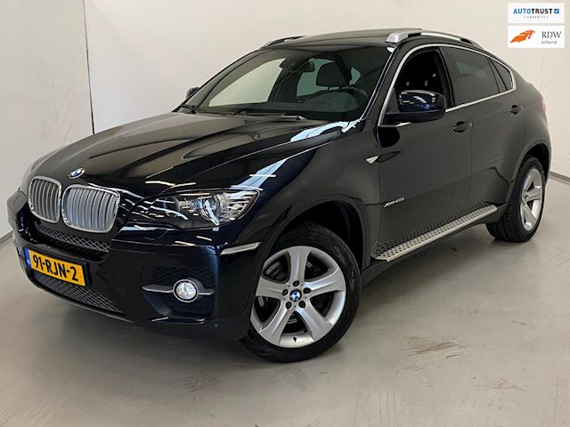 BMW X6 XDrive40d High Exe./ Schuifdak / Navi / Trekhaak
