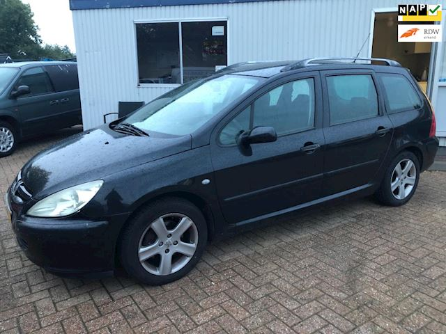 Peugeot 307 SW 1.6 16V|CLIMA|7Persoons|Cruise Control| APK 10-03-2021