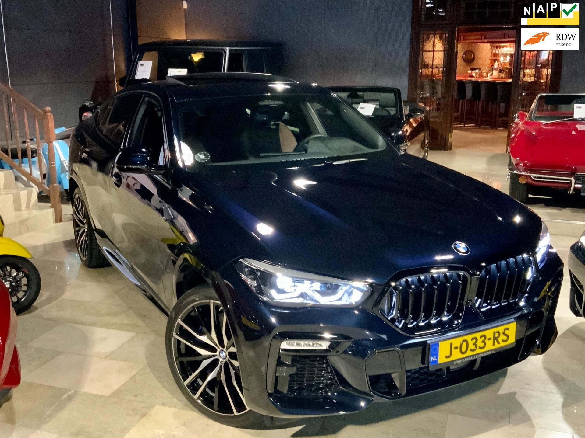 BMW X6 occasion - CarGalleryRhoon