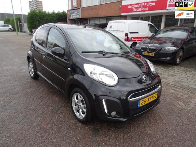 Citroen C1 1.0 First Edition/5drs/Airco/LMV/LED verlichting