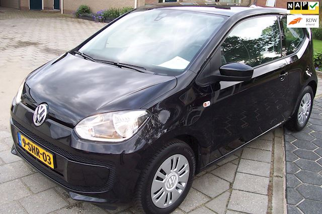 Volkswagen Up! 1.0 move up! BlueMotion Airco Navigatie.Start/stop.Apk tot 08-10-2021.