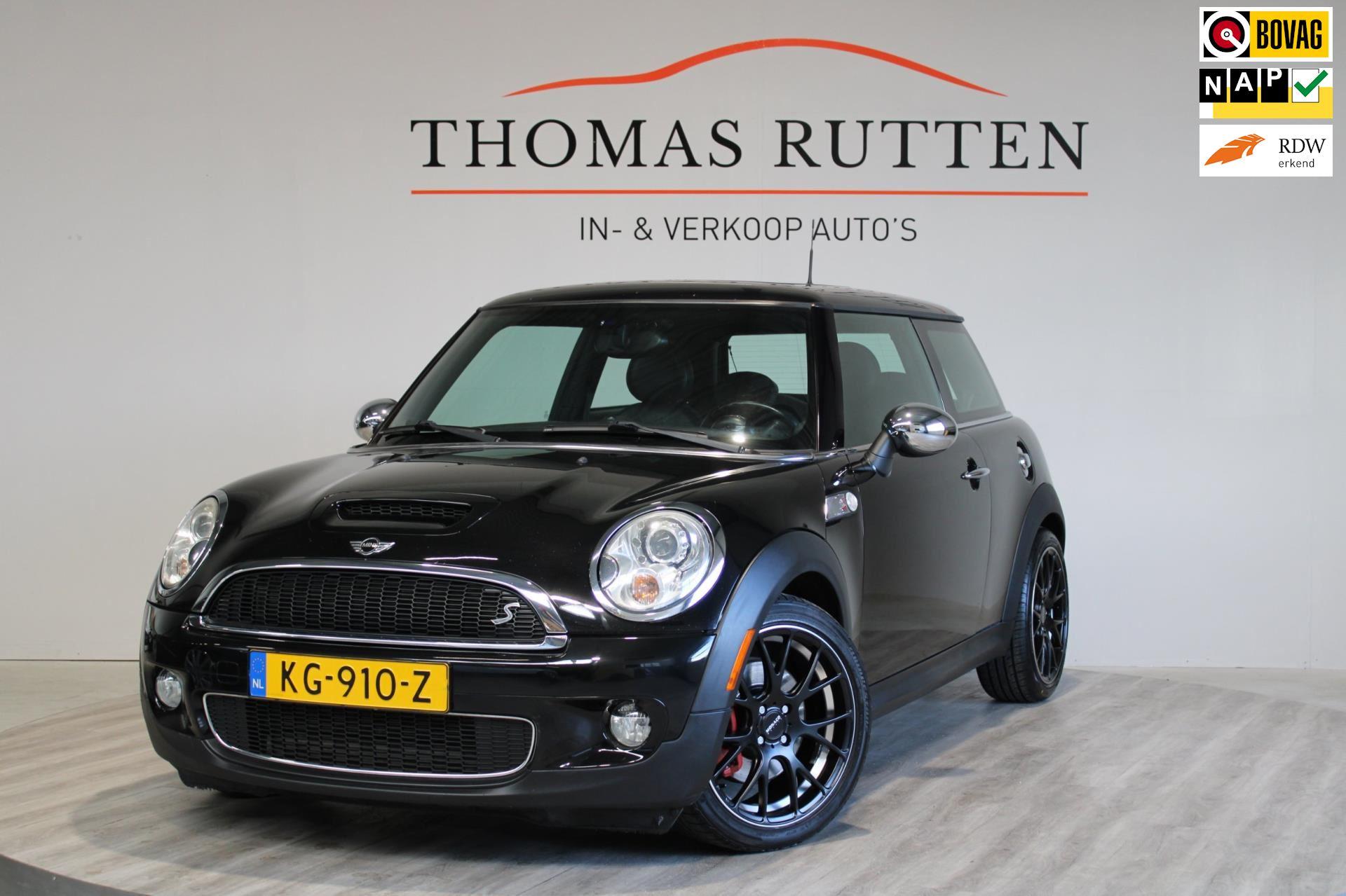 Mini Mini occasion - Autobedrijf Thomas Rutten