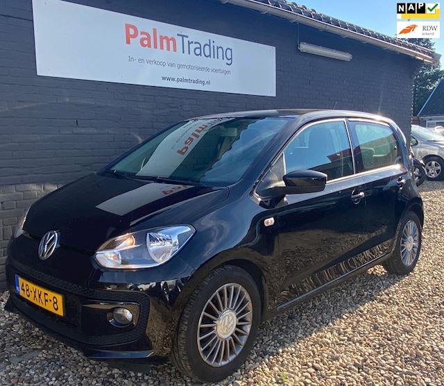 Volkswagen Up! 1.0 high up! BlueMotion 2012 5-DRS NAP AIRCO
