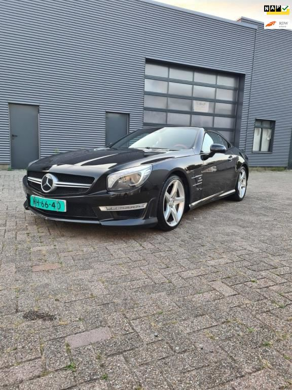 Mercedes-Benz SL-klasse AMG occasion - Dream Cars