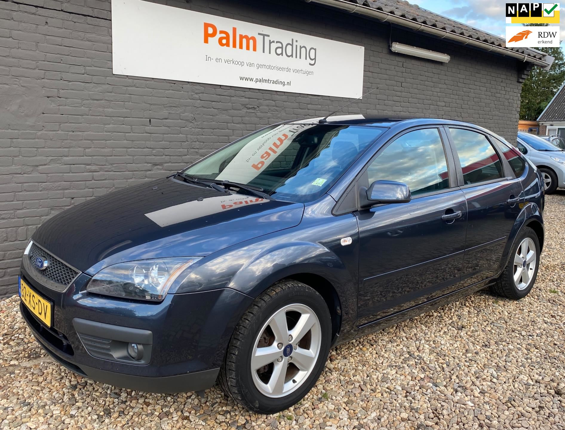 Ford Focus occasion - Palm Trading