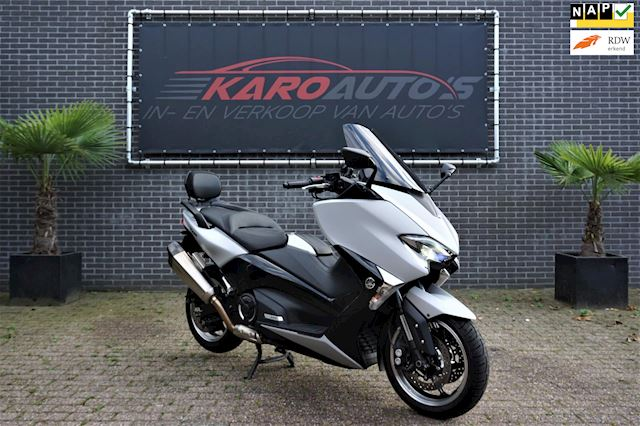 Yamaha Scooter TMAX 530 DX ABS Led Akrapovic GPS 2019 NL Vol