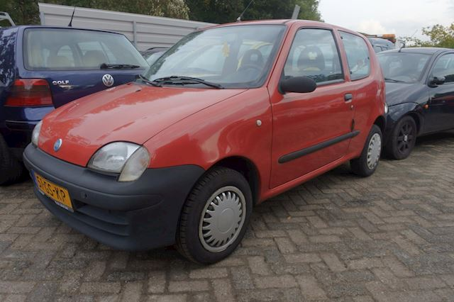 Fiat Seicento 1.1 S nw apk tot 8-10-2021