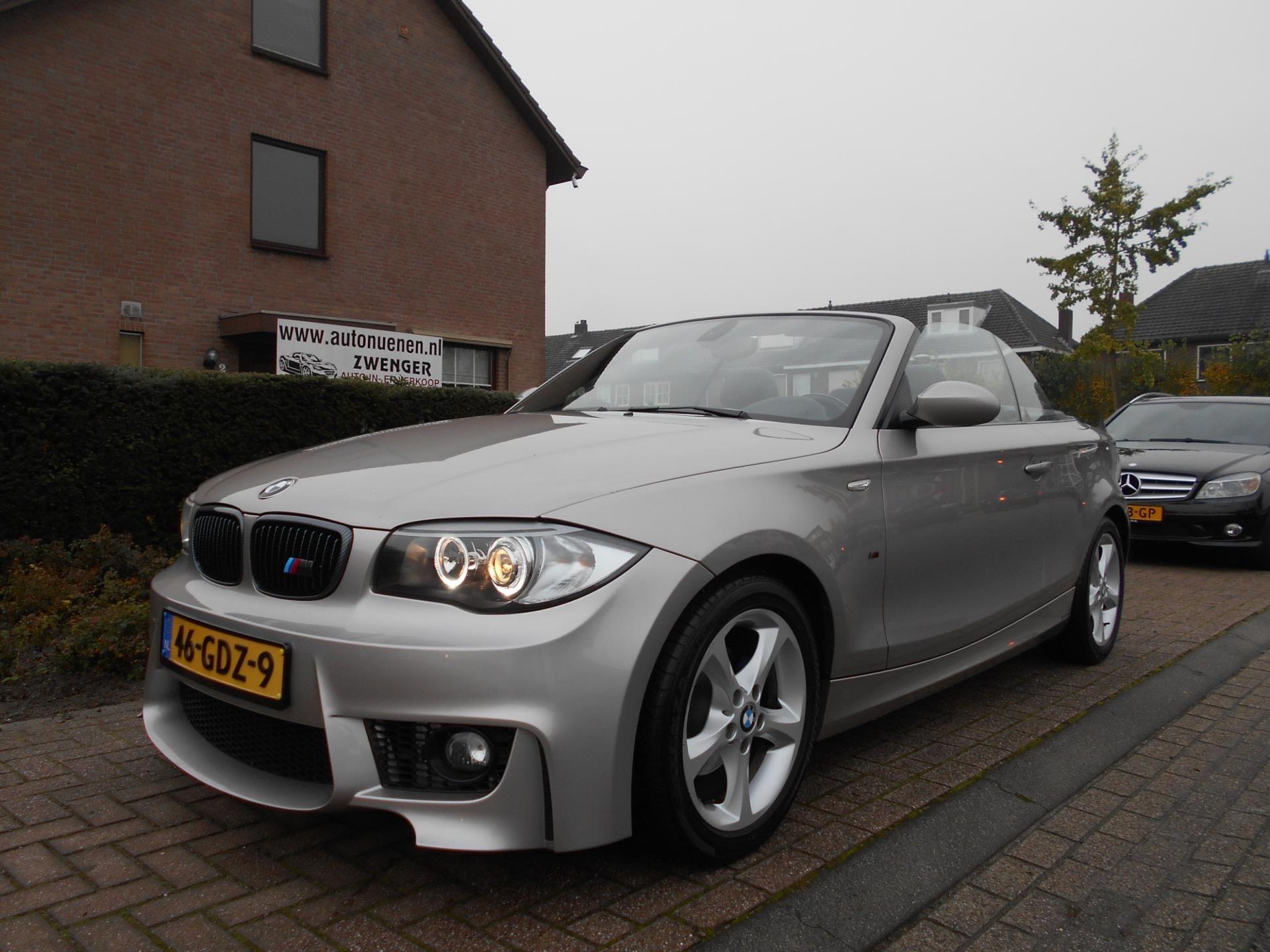 BMW 1-serie Cabrio occasion - Zwenger Auto's