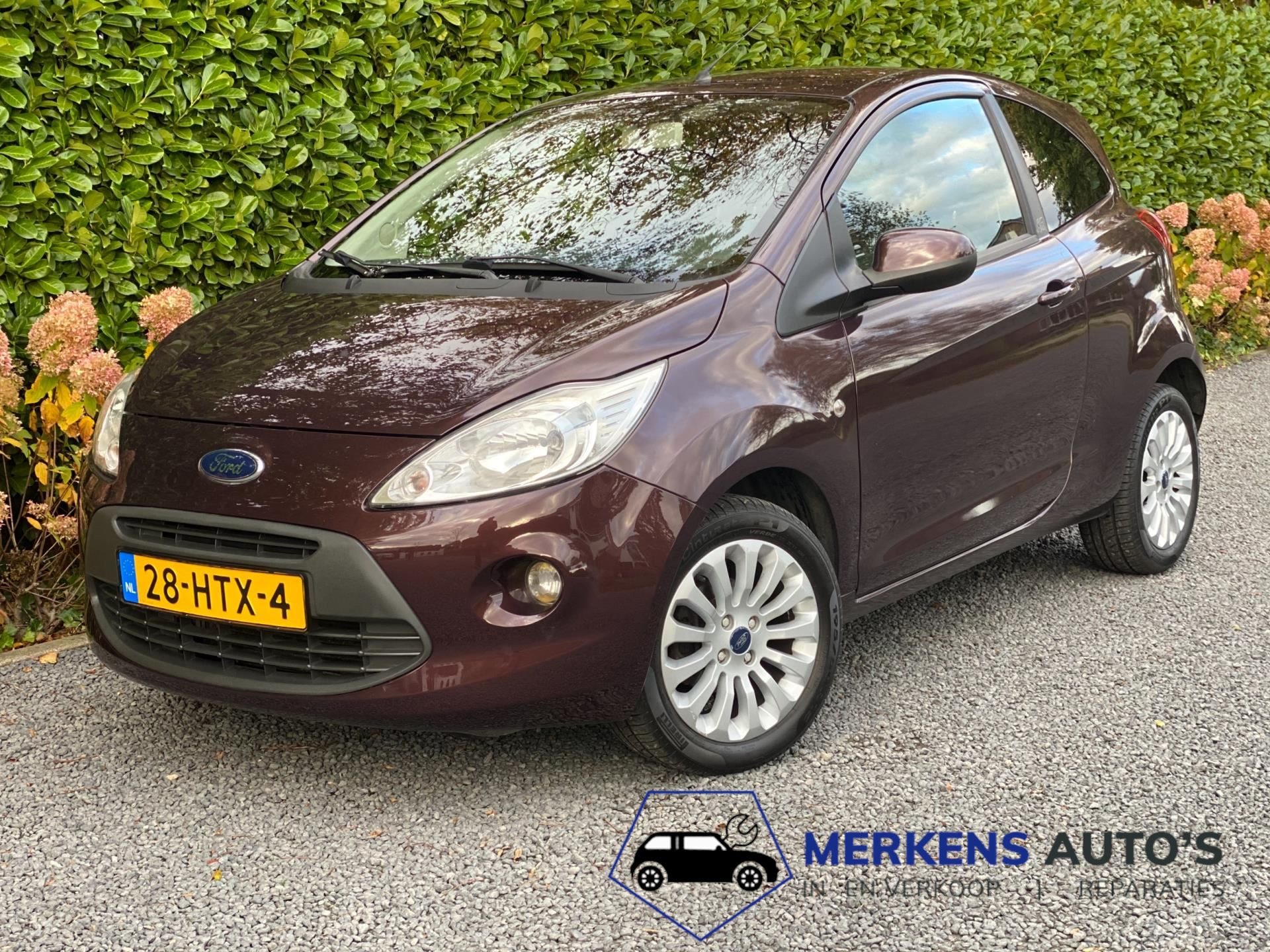 Ford Ka occasion - Merkens Auto's