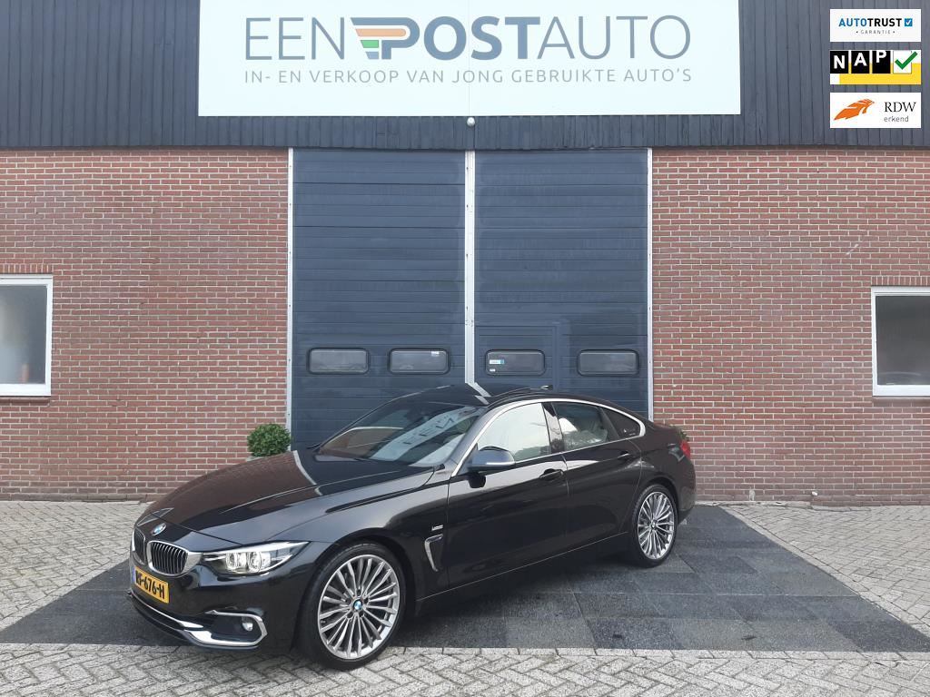 BMW 4-serie Gran Coupé occasion - Een Post Auto