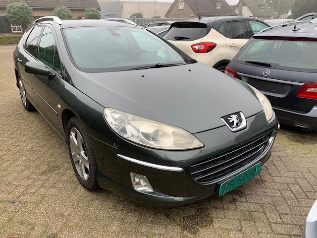 Peugeot 407 SW 2.0 HDiF GT