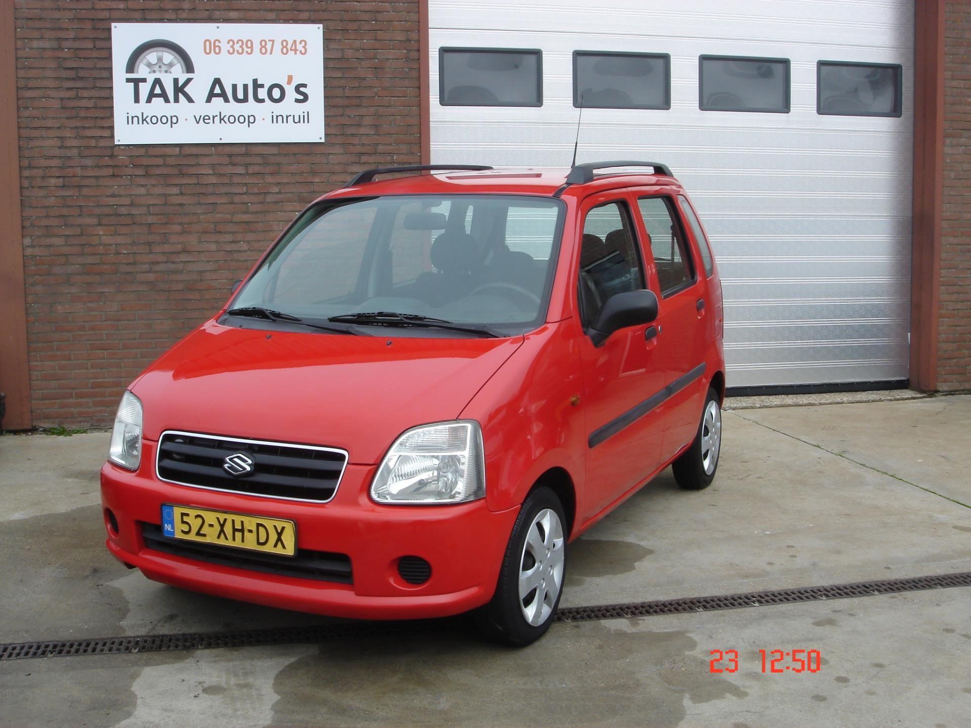 Suzuki Wagon R occasion - Tak Auto's