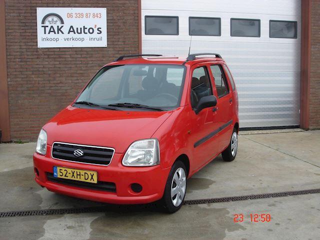Suzuki Wagon R+ 1.0 Comfort/stuurbekrachtiging/elek ramen/apk27-10-21