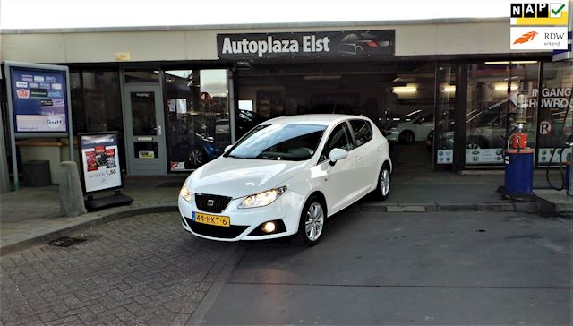 Seat Ibiza /zeer mooie & sportieve en goed onderhouden/airco/lage km+nap+nw apk!!