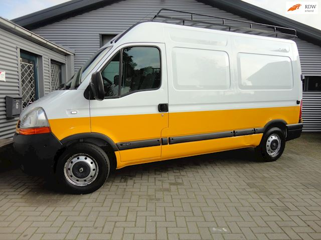 Renault Master T35 2.5 dCi L2 H2 DC  AIRCO  VERKOCHT