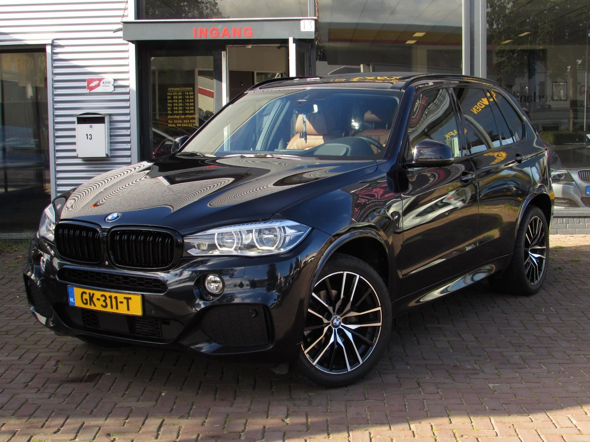 BMW X5 occasion - D&M Cars