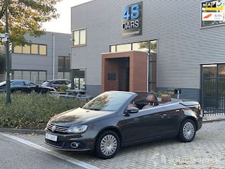 VW EOS  1.4 TSI/NAVI/STOELVERWARMING/PDC/LED/MULTI/RIJDBAAR occasion - 4S Cars