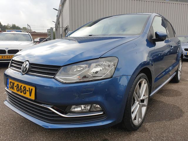 Volkswagen Polo 1.4 TDI First Edition 5 Drs Clima Navi 17 Inch 1e Eig.