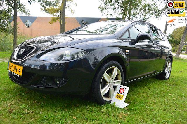Seat Leon 1.8 TFSI Sport-up*airco*cruise*xenon*6bak