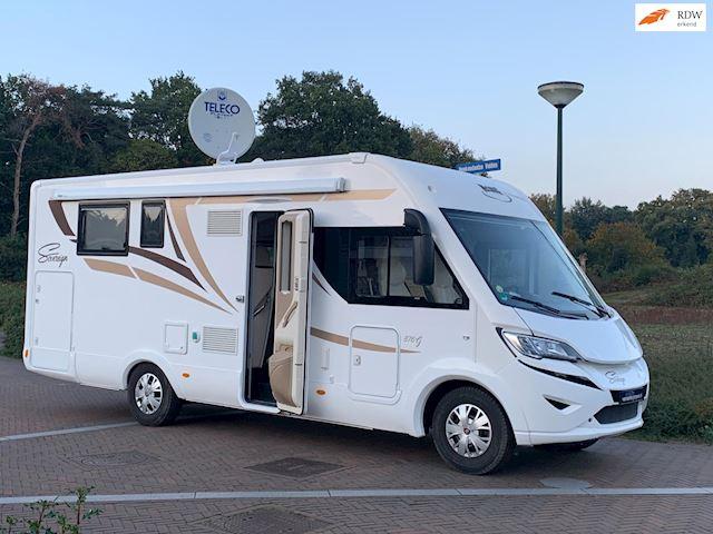 McLouis 876 Sovereign Integraal-150 PK-Queensbed-XXL Garage-11-2017-2x airco-Bomvol-1e Eig.-Nwst occasion - Eric van Aerle Auto's
