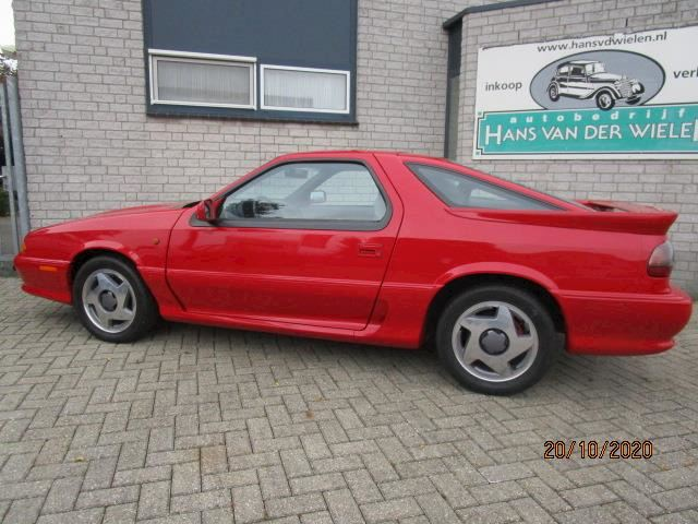 Chrysler Daytona Shelby 2.5i Turbo (4 stuks)