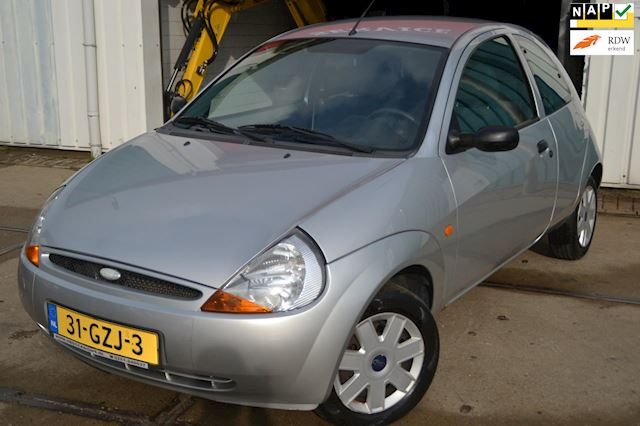 Ford Ka 1.3 Cool & Sound NAP 103032km Airco 4-3-2022 APK
