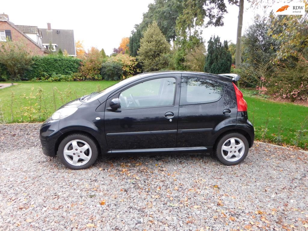Peugeot 107 occasion - Dave Mutsters Autoservice