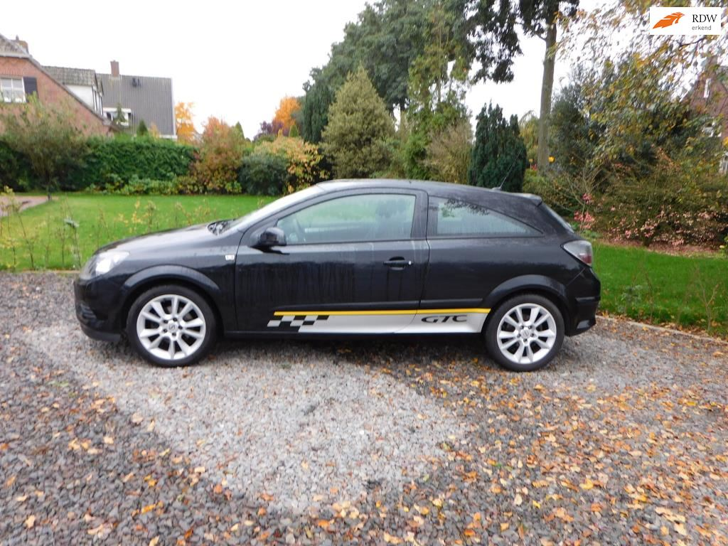 Opel Astra GTC occasion - Dave Mutsters Autoservice B.V.